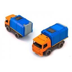 фото Машинка игрушечная Нордпласт «Фургон» 06494