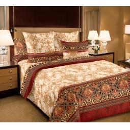 фото Комплект постельного белья Белиссимо «Императрица». 2-спальный. Размер простыни: 220х240 см