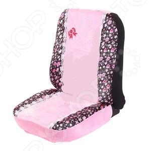 Набор чехлов для передних сидений Hello Kitty FHK-014 набор для игры в маджонг hello kitty