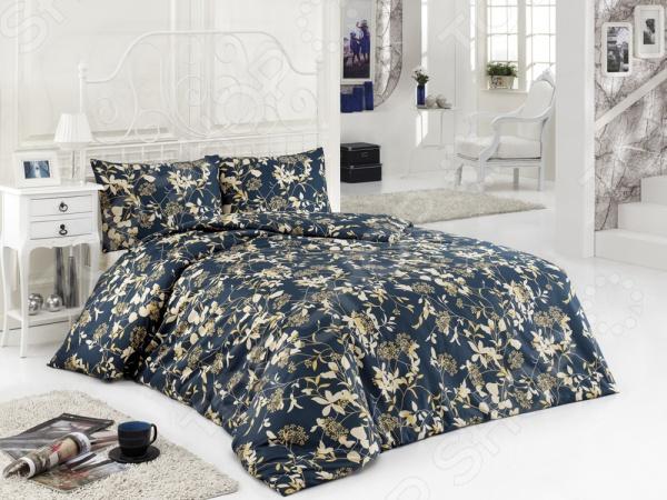 Комплект постельного белья Asteria Symphony. 2-спальный2-спальные<br>Комплект постельного белья Asteria Symphony. 2-спальный - красивое и качественное постельное белье, которое подарит вам крепкий и здоровый сон. Крепкий и здоровый сон - залог вашего здоровья, поэтому важно правильно подобрать постельное белье на котором вы будете отдыхать. Красивый дизайн и высокое качество - главные критерии при выборе постельного белья. Комплект выполнен из качественного натурального волокна - сатина, материала приятного на ощупь. Сатин отлично зарекомендовала себя в производстве постельного белья, даже после многократных стирок, белье из сатина не теряет своих качеств, не линяет и не меняет свой внешний вид. При изготовлении данной серии постельного белья, были использованы красители высшего качества, безопасные для здоровья и долговечные. Роскошное постельное белье очарует вас и великолепным образом преобразит вашу спальню.<br>