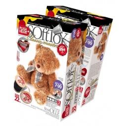 Купить Набор для изготовления мягкой игрушки Plush Heart Медведь Олле