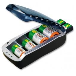 фото Устройство зарядное GP Batteries PB19GS-C1