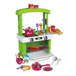 фото Игровой набор для девочки Zhorya «Кухня с набором посуды»