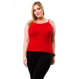 фото Майка Mondigo XL 551. Цвет: красный. Размер одежды: 50