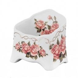 фото Подставка сервировочная для чайных пакетиков Elan Gallery «Райская роза»