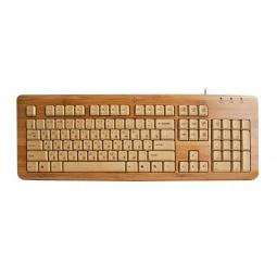 фото Клавиатура бамбуковая Kreolz KS 77 U