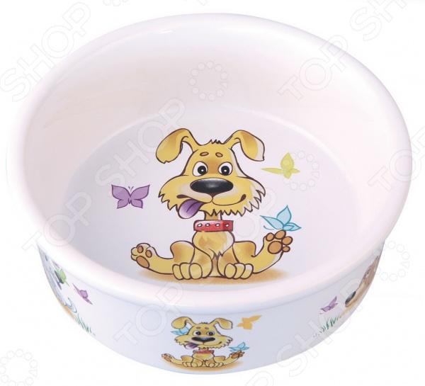 Миска для собак DEZZIE «Желание» гамма миска для кошек и собак n2