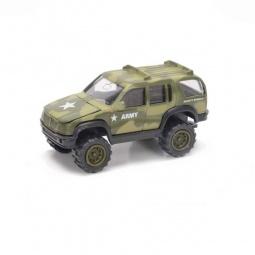 фото Машинка игрушечная Soma «Военный внедорожник» 78168