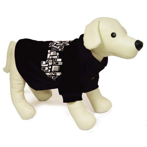 фото Футболка для собак DEZZIE «Аделла». Размер: 35 см