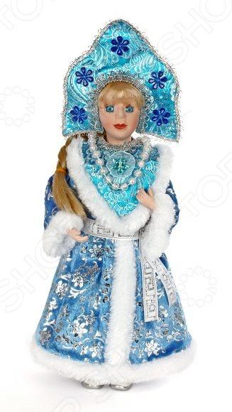 Игрушка новогодняя Новогодняя сказка «Снегурочка» 949212