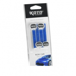 фото Ароматизатор на дефлектор Koto Vent Sticks. Модель: New Car