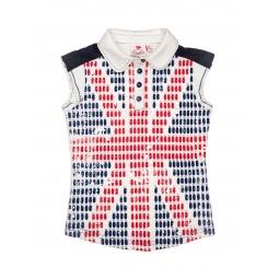 Купить Майка-поло для девочки Fore N Birdie Union Jack Golf Bag