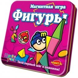 Купить Игра магнитная Mack&Zack «Фигуры»