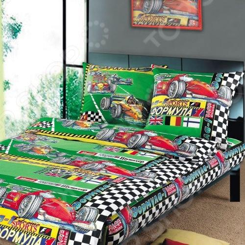 Комплект постельного белья ТексДизайн «Формула»