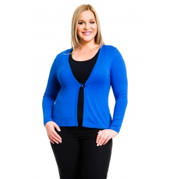 фото Жакет Mondigo XL 426. Цвет: синий. Размер одежды: 50