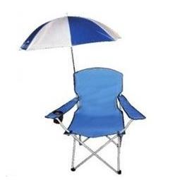 фото Стул складной с зонтом CK-216