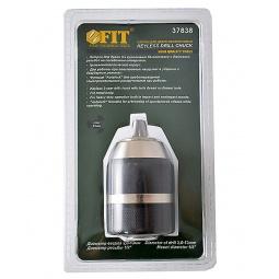 Купить Патрон стальной для ударных дрелей FIT 37838