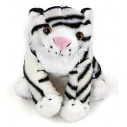 фото Мягкая игрушка со звуком Fluffy Family «Тигр Бенгальский»