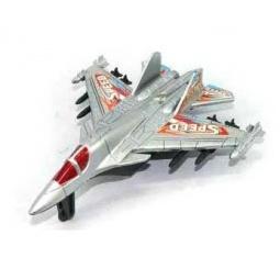 фото Самолет игрушечный заводной Shantou Gepai 398-7A