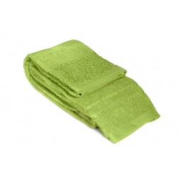 фото Полотенце Tete-a-Tete махровое Т-МП-6459. Размер: 70х140 см. Цвет: зеленый