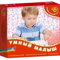 фото Игрушка развивающая Дрофа «Электровикторина. Умный малыш»