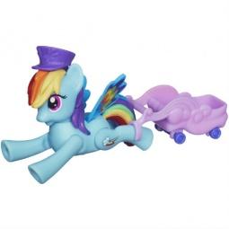 фото Игрушка-фигурка Hasbro «Летающие пони. Радуга Дэш» A6240