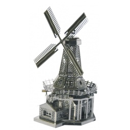 фото Пазл 3D мини TUCOOL «Ветряная мельница»