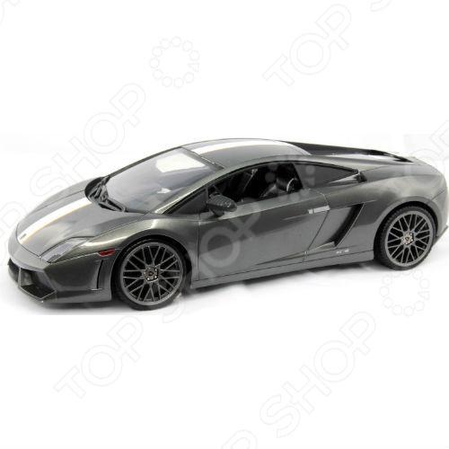 Автомобиль на радиоуправлении 1:16 KidzTech Lamborghini 560-4 kidztech kidztech радиоуправляемая машина nissan gtr черная