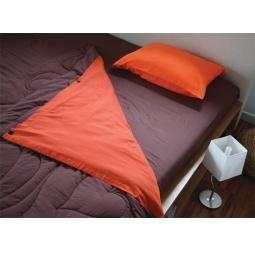 фото Комплект Dormeo Bed Set Trend. Размерность: 2-спальное. Цвет: коричневый, оранжевый