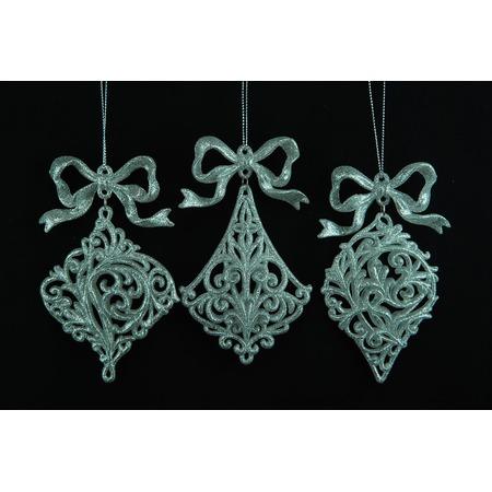Купить Елочное украшение Crystal Deco «Подвеска». В ассортименте