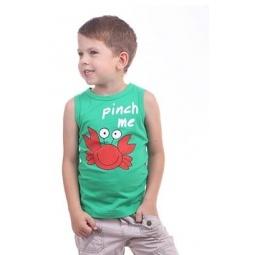фото Футболка для мальчика Свитанак 106440. Размер: 30. Рост: 110 см