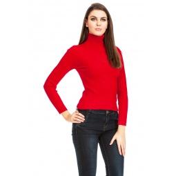 фото Свитер Mondigo 9035. Цвет: красный. Размер одежды: 42