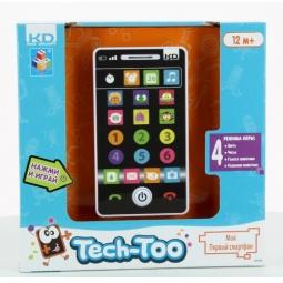 Купить Смартфон игрушечный 1 Toy «Мой первый смартфон»