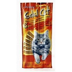 фото Лакомство для кошек Edel Cat 71028 «Колбаски: курица, индейка и дрожжи»