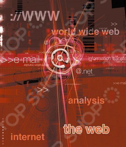 Тетрадь в клетку Пересвет Web. В ассортименте