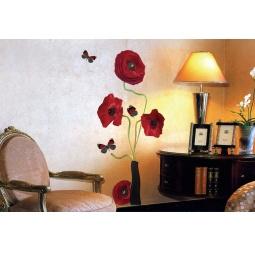 Купить Украшение настенное Феникс-Презент «Цветы» 26626