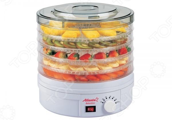 Сушилка для овощей и фруктов Atlanta ATH-1671