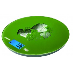 фото Весы кухонные Scarlett SC-1215. Цвет: зеленый
