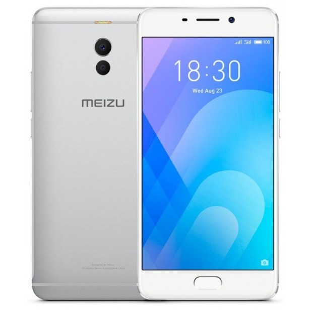 фото Смартфон Meizu M6 Note 4/64Gb. Цвет: серебристый