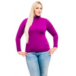 фото Водолазка Mondigo XL 046. Цвет: фуксия. Размер одежды: 52