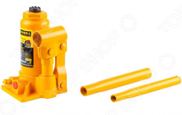 Домкрат гидравлический бутылочный Stayer Profi 43160 домкрат гидравлический бутылочный stayer profi 43160
