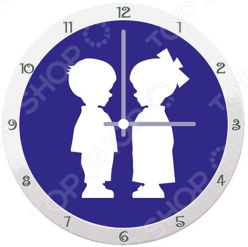 Часы настенные Мир правильных игрушек «Правильные часы» Мир правильных игрушек - артикул: 638812