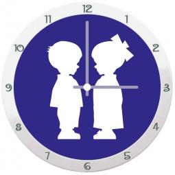Купить Часы настенные Мир правильных игрушек «Правильные часы»