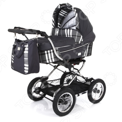 Коляска Baby Care Sonata Коляска Baby Care Sonata 1697561 /Темно-серый