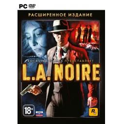 Купить Игра для PC L.A. Noire. Расширенное издание (3D)