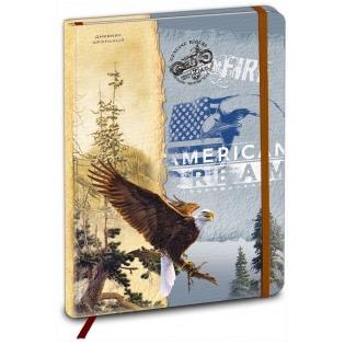 Купить Дневник школьный Проф-Пресс «Орел на просторе»