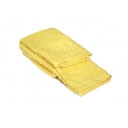 фото Полотенце Tete-a-Tete махровое Т-МП-6459. Размер: 90х150 см. Цвет: желтый