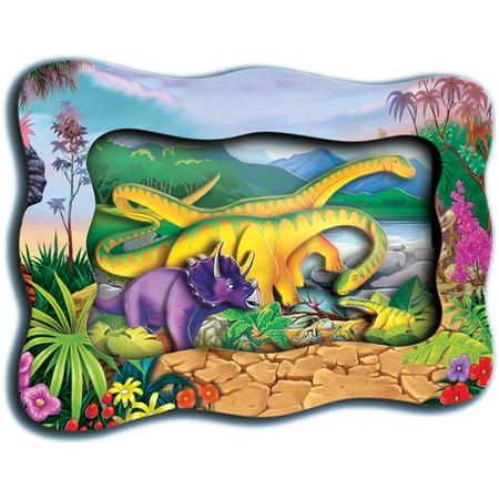 Купить Картинка объемная Vizzle «Динозаврики»