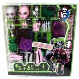 фото Кукла Mattel Создай монстра