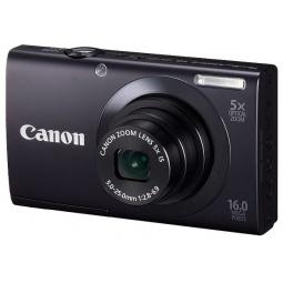 фото Фотокамера цифровая Canon PowerShot A3400 IS. Цвет: черный